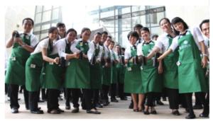 Starbucks HRM